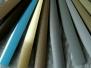 Wzornik żaluzji aluminiowych