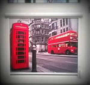 FOTOROLETA - LONDYN